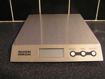 Kuhn Rikon Electronic Scales