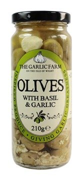 garlic-farm-olives-with-basil