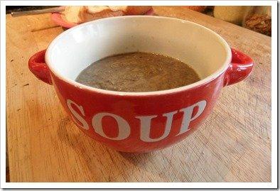 lentil-and-mushroom-soup