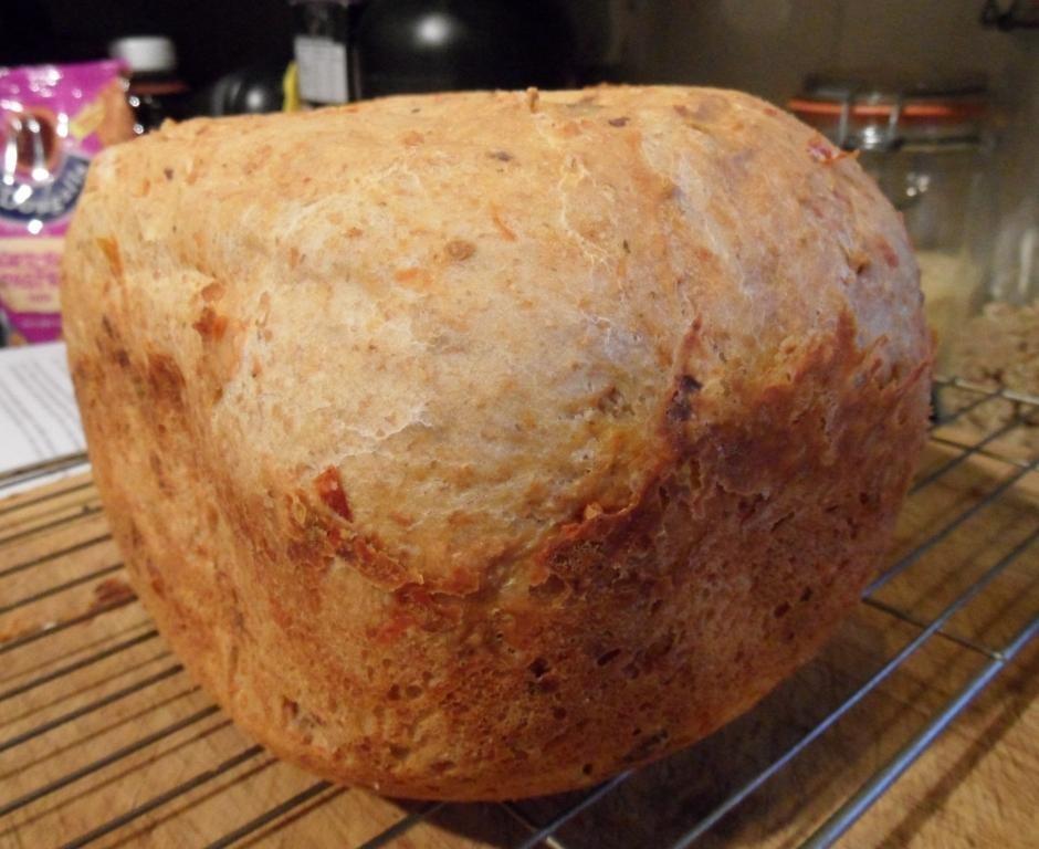 bread machine olive bread