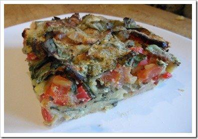mexican-vegan-crustless-quiche-slice