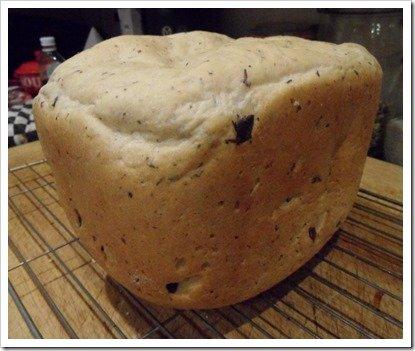 basil-veggie-parmesan-olive-bread-bread-machine