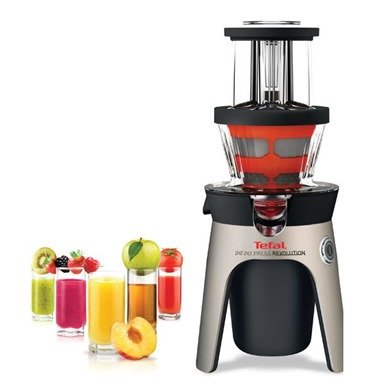Tefal Slow Juicer Reviews : Win A Tefal Infiny Press Juicer! Planet veggie