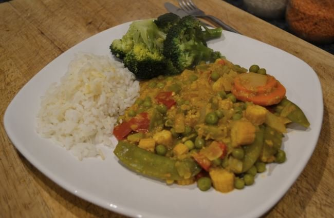 Bodychef special curry