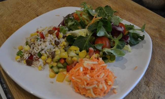 Bodychef salad