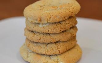 Betty Crocker white chocolate chunk cookies