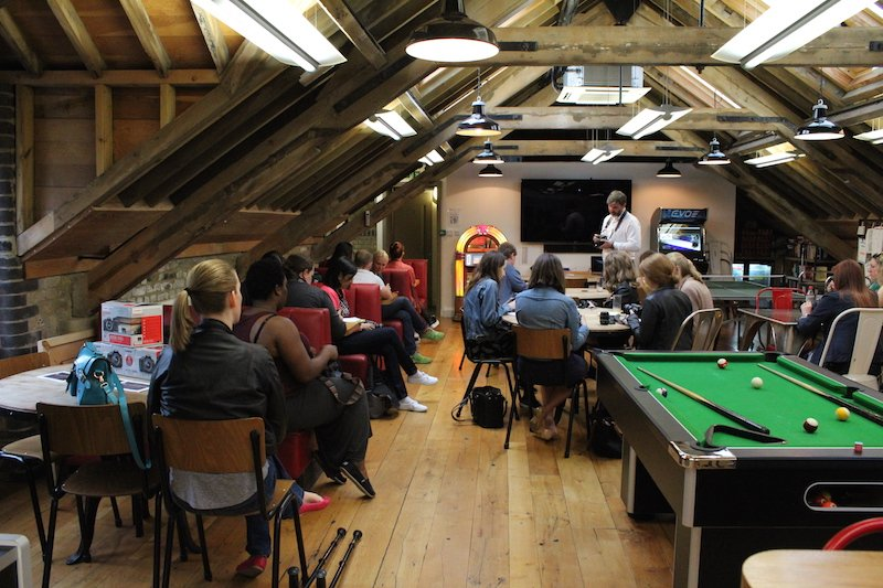 DLSR workshop with Paul Hames