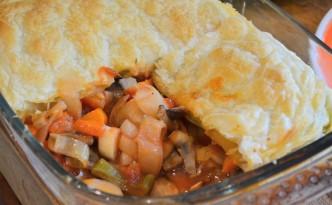 Vegetarian Butter Bean Pie