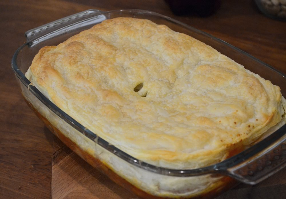Butter Bean Pie