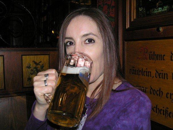 Frankfurt drinking