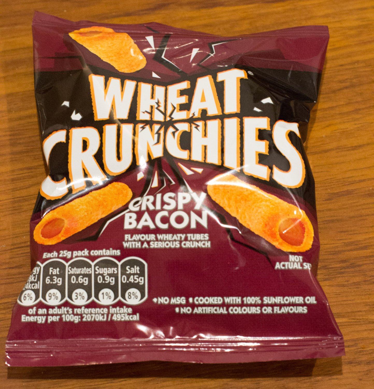 Wheat Crunchies are vegan