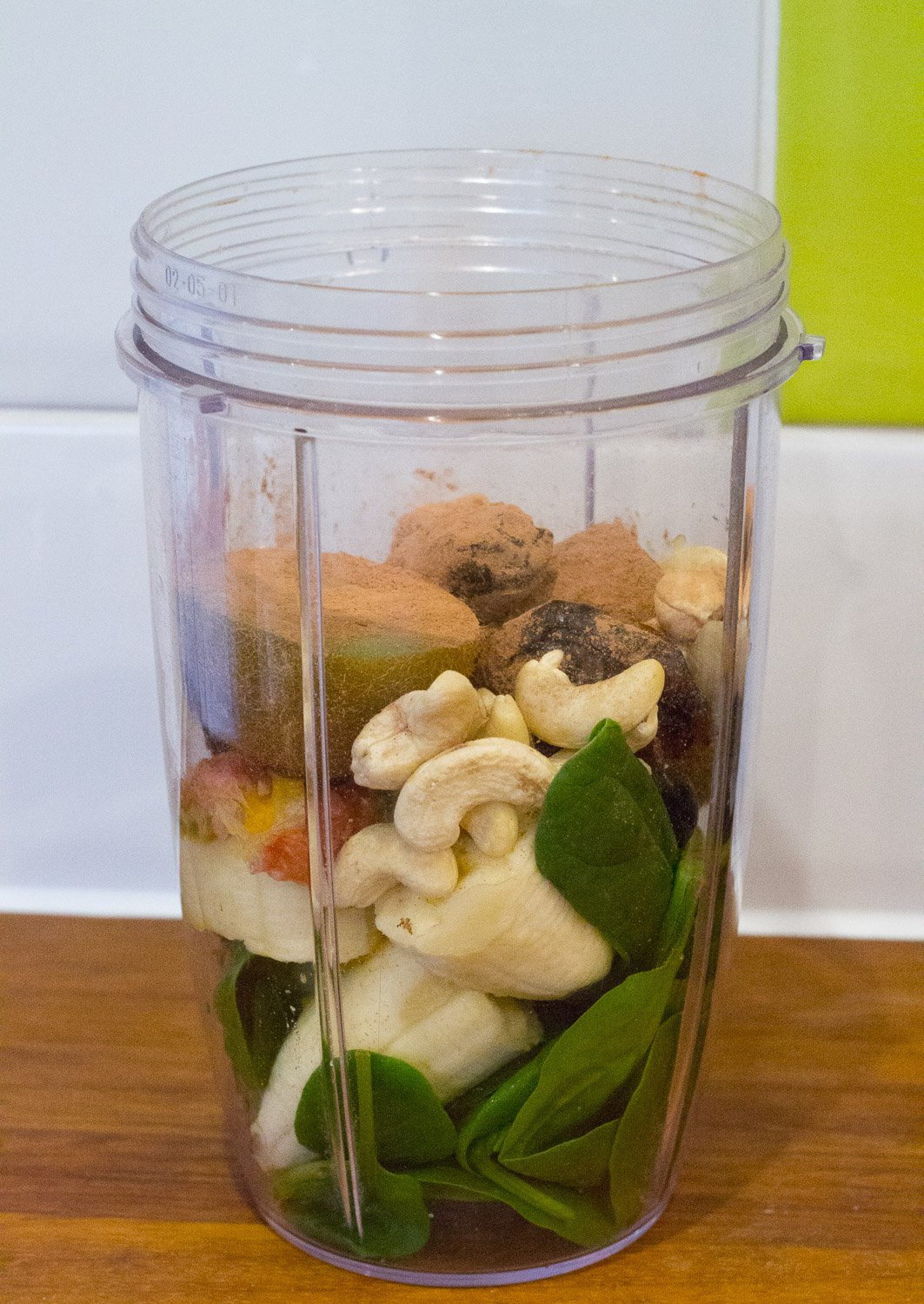 Deconstructed Nutriblast