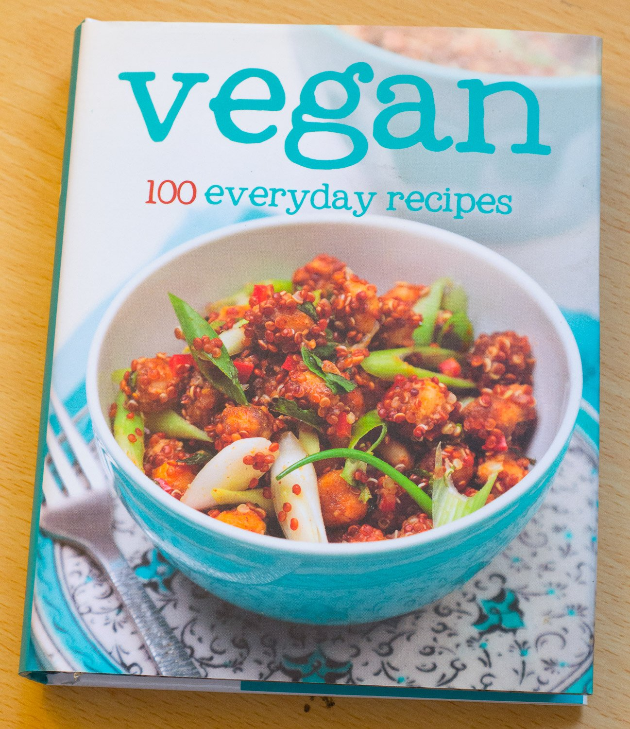 Vegan 100 Everyday Recipes from The Works