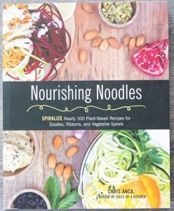 Nourishing Noodles by Chris Anca
