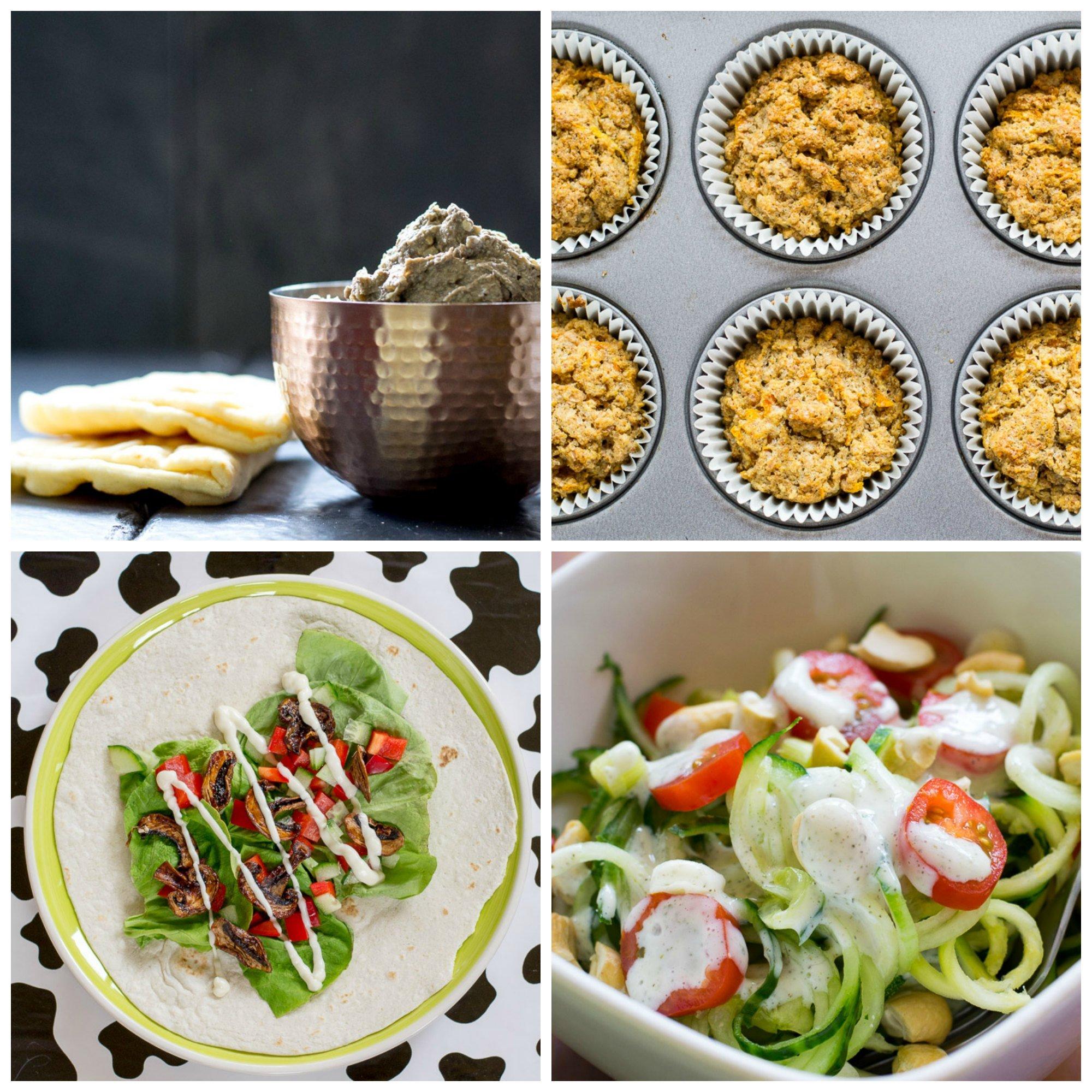 Planet Veggie recipe round up