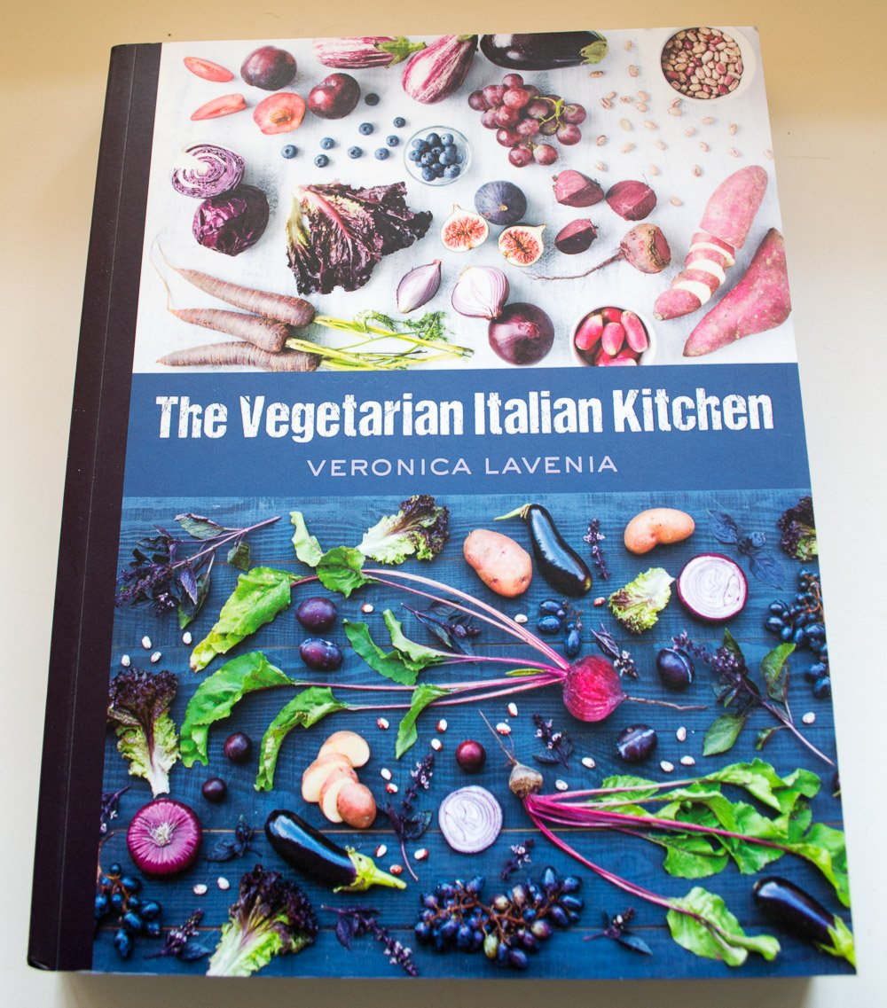 The Vegetarian Italian Kitchen by Veronica Lavenia
