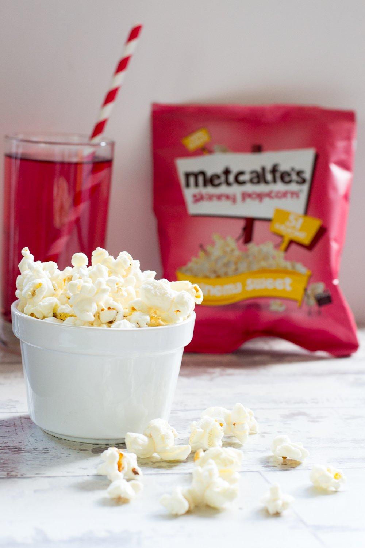 Metcalfe's Skinny Popcorn
