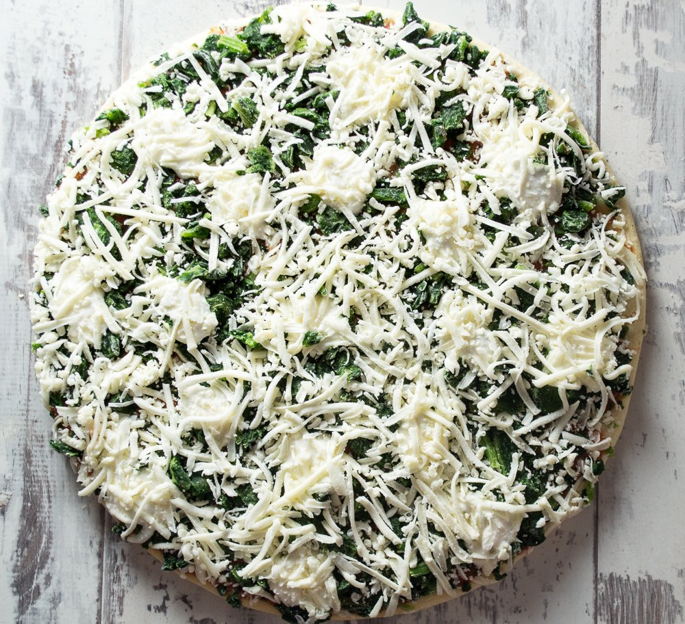Dr Oetker Pizza Spinaci