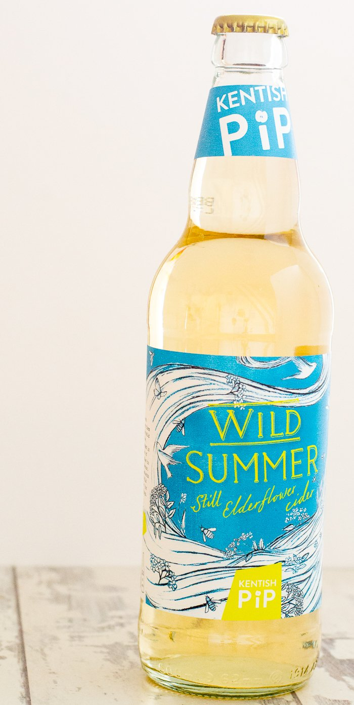 Kentish Pip Wild Summer Elderflower cider