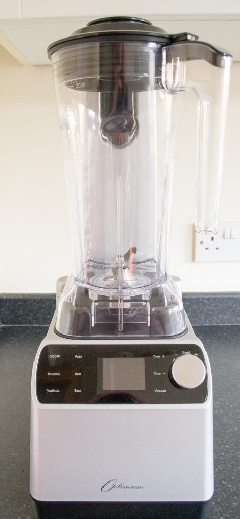 Froothie Optimum VAC2 air vacuum blender