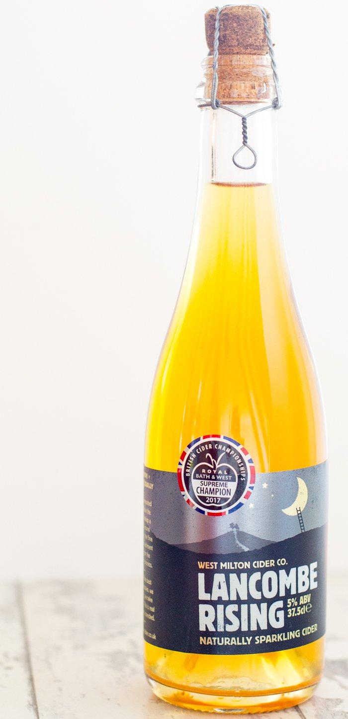Lancombe Rising cider