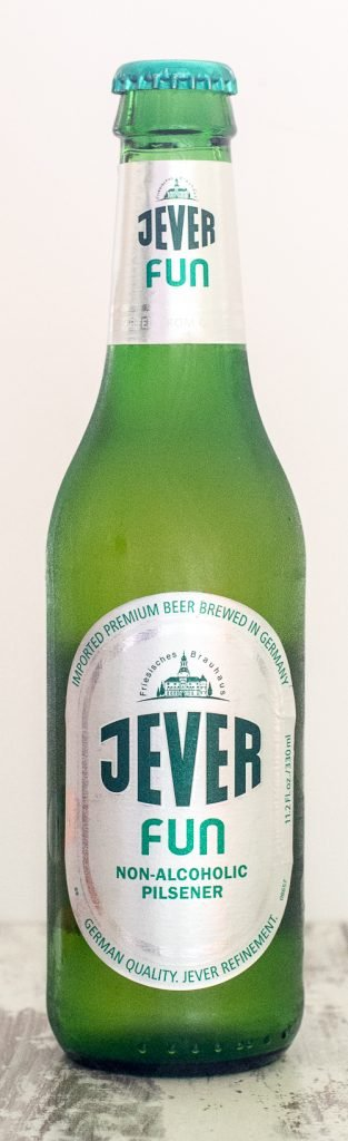 Jever Fun alcohol-free pilsner