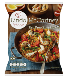 Linda McCartney Fish-Free King Prawns