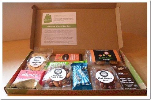 Nutribox Healthy Snacks Delivered To Your Door Planet Veggie