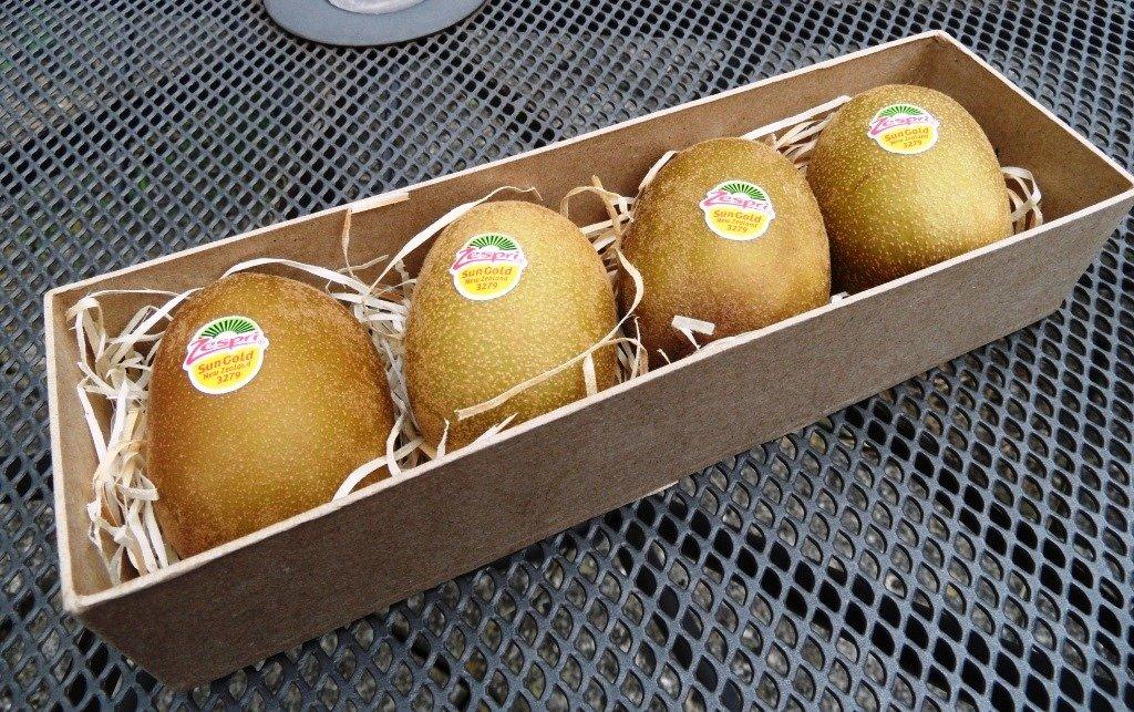 Gold Kiwi Fruit from Chingford Fruit