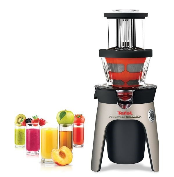 Prestige Slow Juicer With Salad Maker : Win A Tefal Infiny Press Juicer! Planet veggie