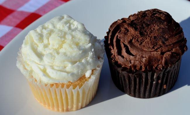 Genius gluten-free cupcakes
