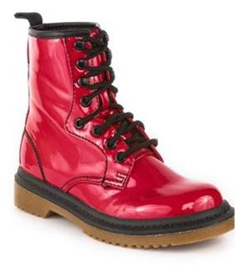Vegetarian Dr Martens from Shoe Zone