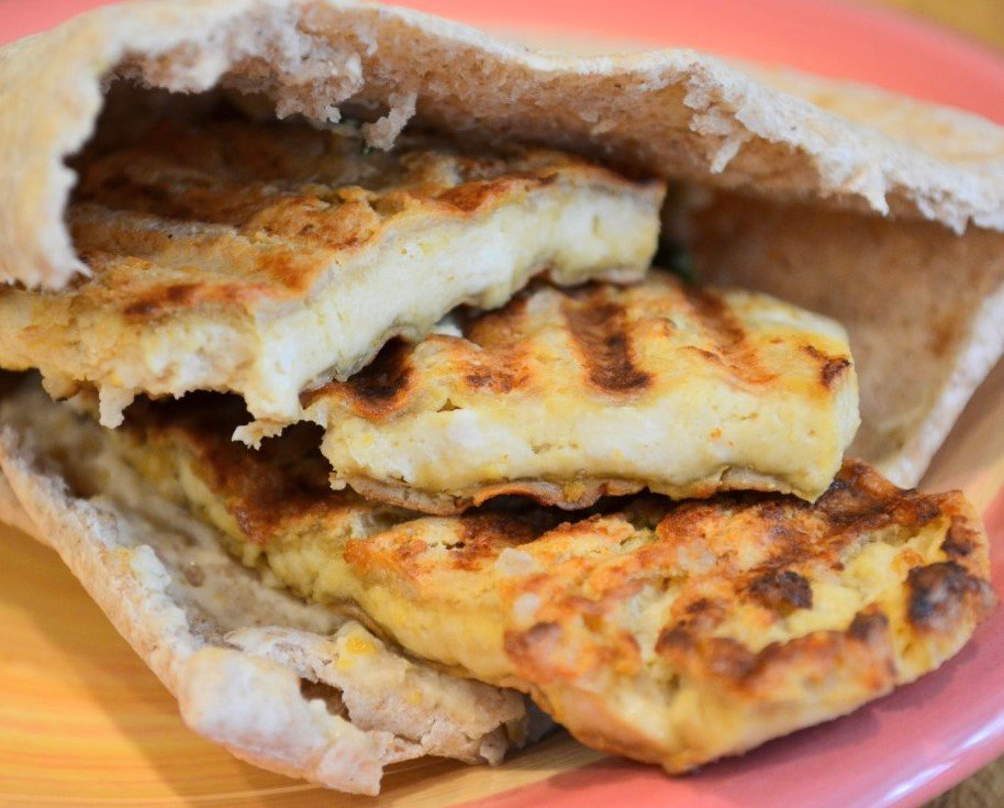 Recipe: Vegan Halloumi