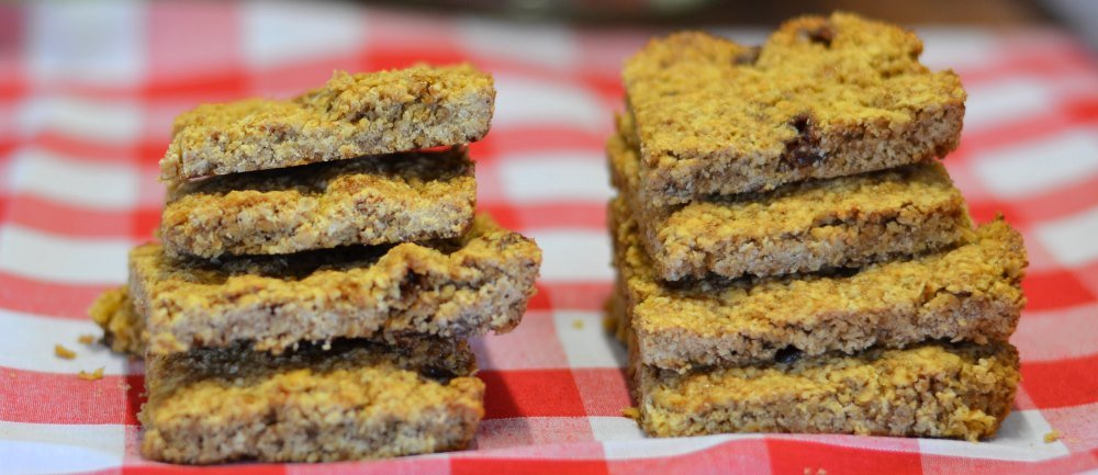 Recipe: Quick & Easy Vegan Flapjacks