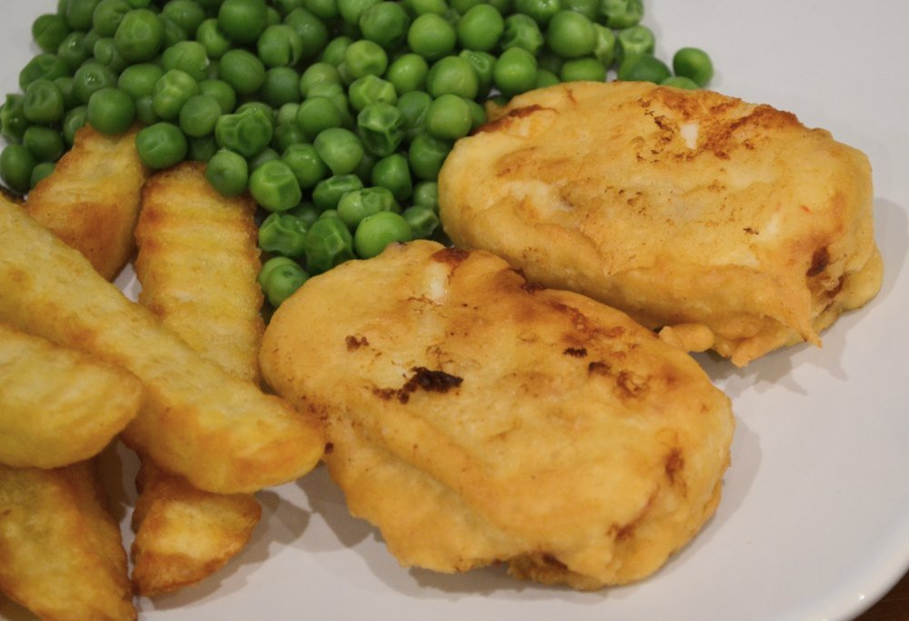 Recipe: Battered Halloumi