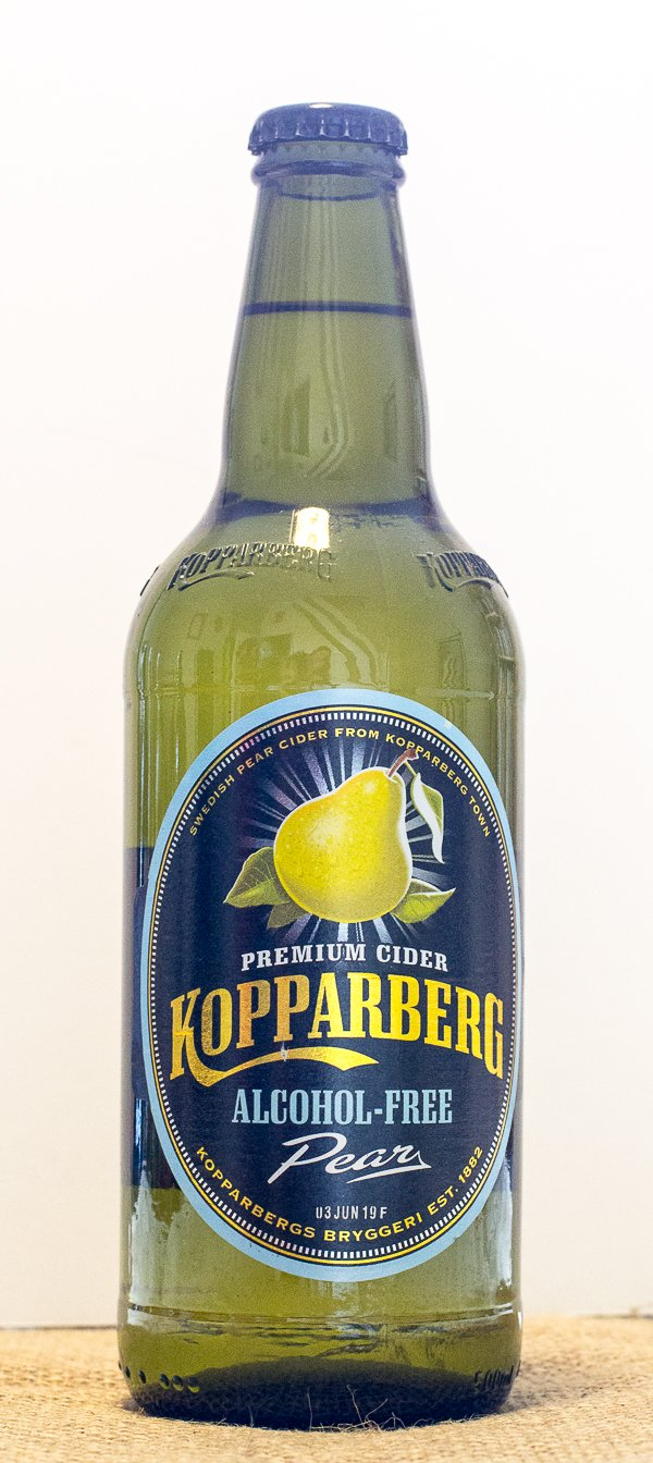 Kopparberg Pear Alcohol-Free Cider