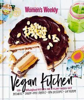 Vegan Kitchen by The Australian Women's Weekly