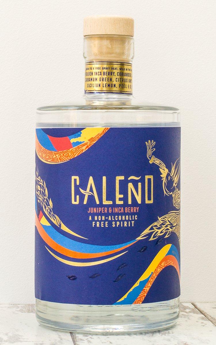 caleno alcohol-free gin