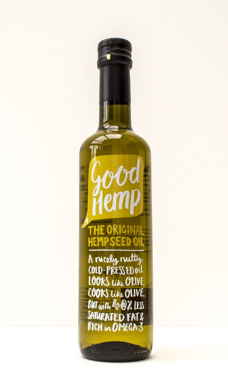Good Hemp Hemp Oil